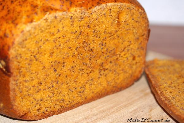 Tomaten Mohn Brot Brotbackautomat Rezept