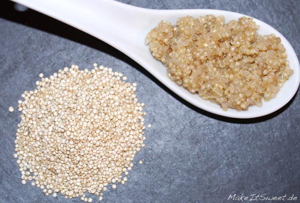 Quinoarezept Quinoa Zubereitung gesund was ist das