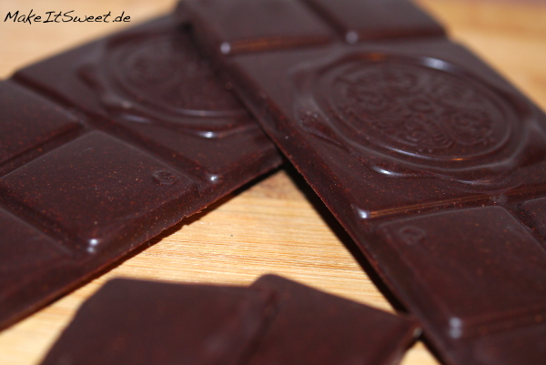 Schokolade selbermachen Set einfach Anleitung