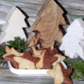 Schokolade Mandelplaetzchen Rezept Weihnachten Christmas