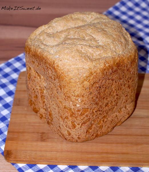 Joghurt-Kleie-Brot aus BBA Rezept