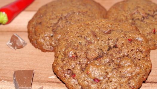 Schoko-Chili-Cookies Rezept