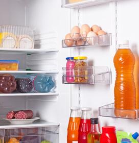 Kühlschrank richtig einräumen {Sponsored Post}