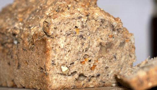 Vitalbrot – schnelles Brot Rezept