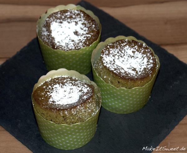 Matcha-Muffin Tee japanisch gruen Rezept