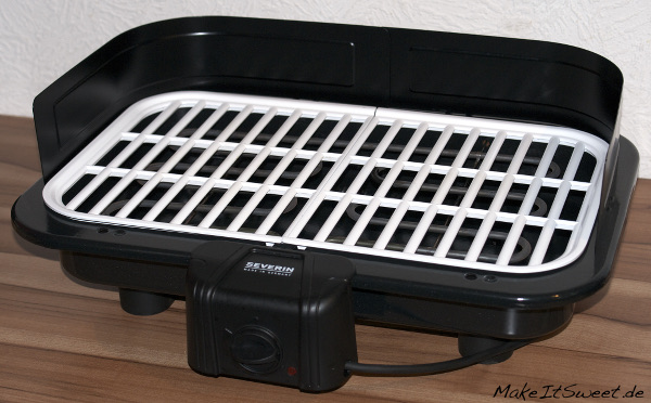 Severin PG 2794 Barbecue-Grill Elekrongrill Test Erfahrung