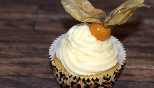 Physalis Muffins mit Topping Rezept