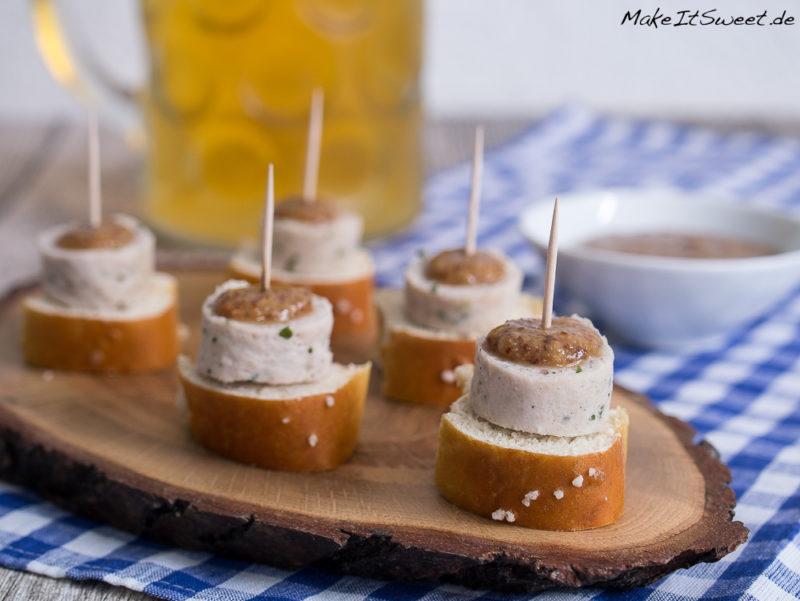 Wei wurst h ppchen zum oktoberfest rezept for Cuisine 800 wow