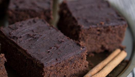 Schoko-Zimt-Brownies Rezept