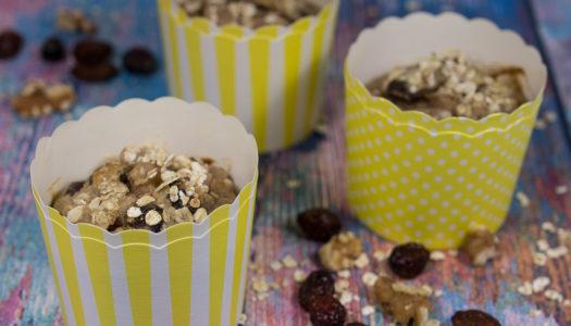 Birnen-Cranberry-Muffins Rezept