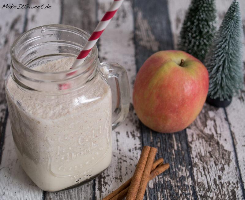 apfel-zimt-smoothie-weihnachten-honig-mandelmilch-cashewkerne-rezept