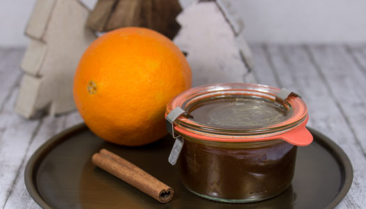 Orangen-Spekulatius-Marmelade Rezept