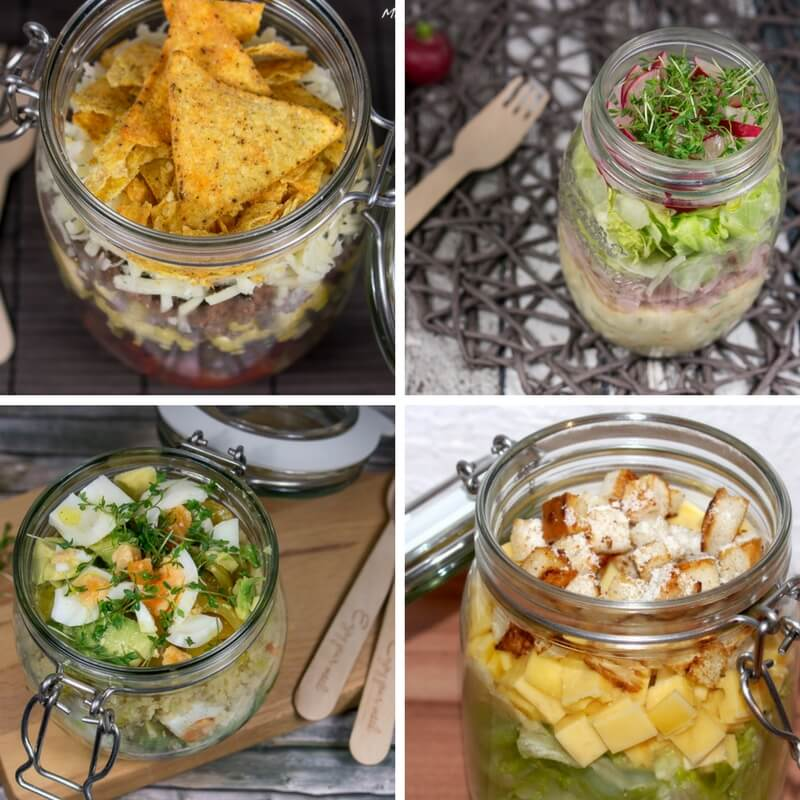 13 Rezepte Fur Salat Im Glas Makeitsweet De