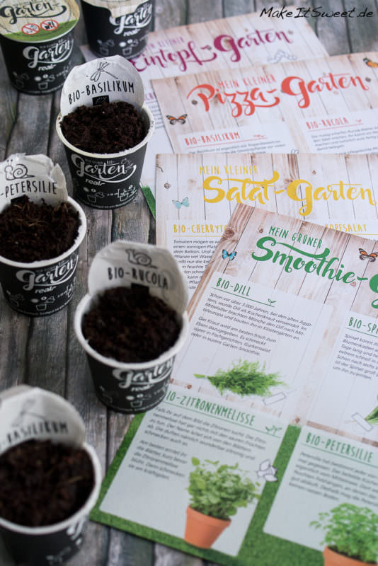 real mein kleiner bio garten pflanze einpflanzen informationen Sommerzeit ist Balkonzeit meinkleinergarten