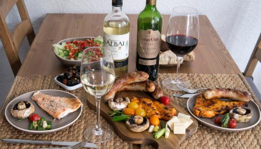 Anzeige – Wein zum Grillen mit Rioja für Weingenießer + Verlosung