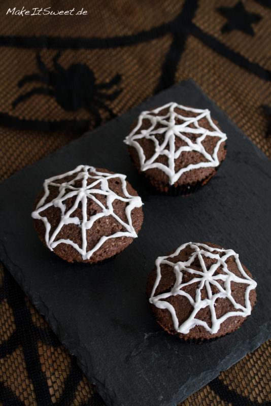 Einfach Halloween Muffins Dekorieren Makeitsweet De
