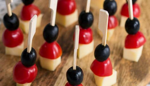 Deutschland Fingerfood Rezept zur WM