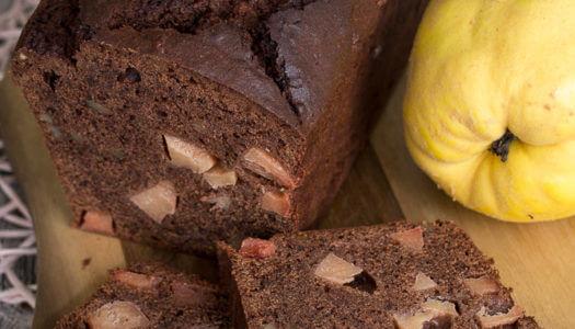 Schoko-Quitten-Walnuss-Kuchen Rezept